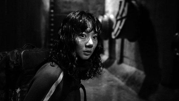 "La actriz Doona Bae fotograma de ""The Host"""